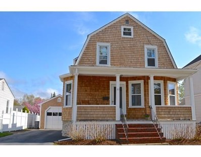 20 Ethel St, New Bedford, MA 02745 - MLS#: 72325959