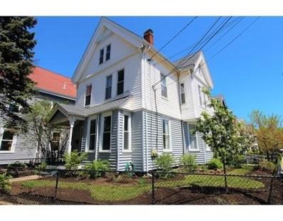 10 Wyman St UNIT 2, Boston, MA 02130 - MLS#: 72326086