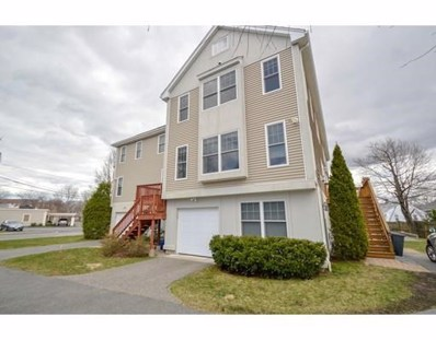 153 Clay St UNIT 153, Quincy, MA 02170 - MLS#: 72326295