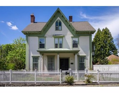 117 Cottage St, New Bedford, MA 02740 - MLS#: 72326314