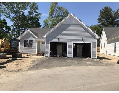 220 Center Street UNIT 1, Pembroke, MA 02359 - MLS#: 72326424