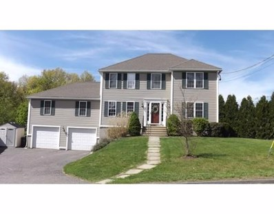 1 Red Barn Rd, Holden, MA 01520 - MLS#: 72326449