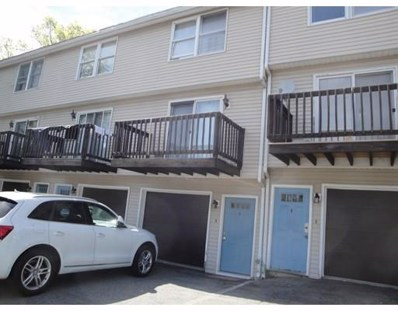 11 West Bowers Street UNIT 5, Lowell, MA 01854 - MLS#: 72326649
