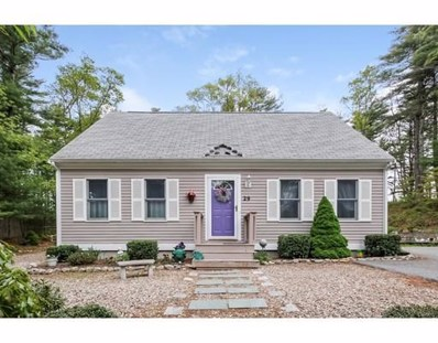 29 Happy Hollow Rd, Falmouth, MA 02536 - MLS#: 72326824