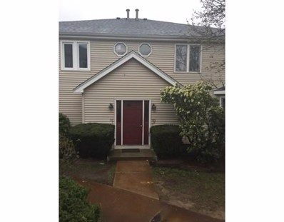 103 Tribou St UNIT 10, Brockton, MA 02301 - MLS#: 72326990