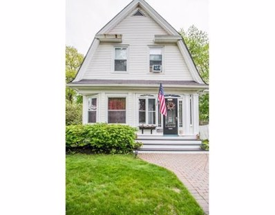 7 Blaine Ave, Worcester, MA 01603 - MLS#: 72327012