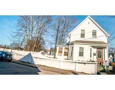 96 Woodward Ave, Lowell, MA 01854 - MLS#: 72327028