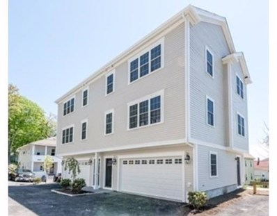25 Kidder UNIT B, Quincy, MA 02169 - MLS#: 72327044
