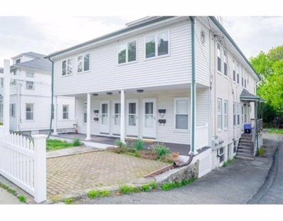 37 Havelock Street UNIT 2, Malden, MA 02148 - MLS#: 72327071
