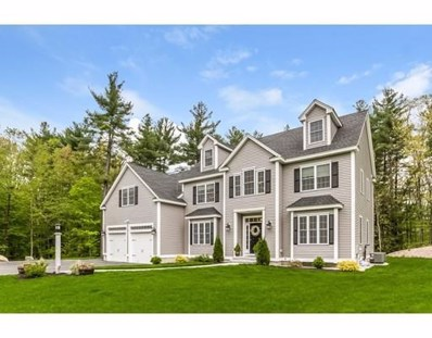 24 Chamberlains Mill Ln, Groton, MA 01450 - MLS#: 72327166