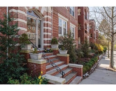 34 Garrison Rd UNIT 6, Brookline, MA 02445 - MLS#: 72327170