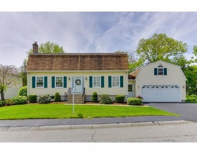 17 Gately Dr, Woburn, MA 01801 - MLS#: 72327200
