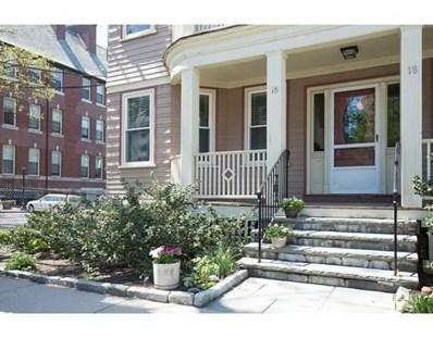 16 Hewlett St UNIT 1, Boston, MA 02131 - MLS#: 72327215