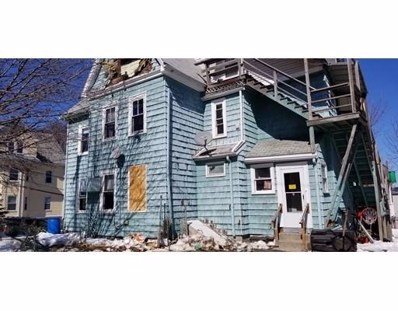 42 Hillside Ave, Everett, MA 02149 - MLS#: 72327582