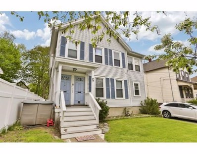 27 Dell Ave, Melrose, MA 02176 - MLS#: 72327673