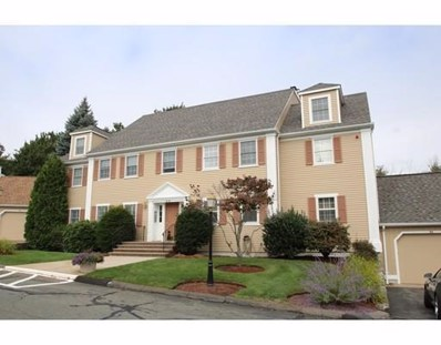 44 Weatherly Drive UNIT 44, Salem, MA 01970 - MLS#: 72327742