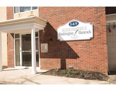 145 Hancock St UNIT 307, Braintree, MA 02184 - MLS#: 72327798
