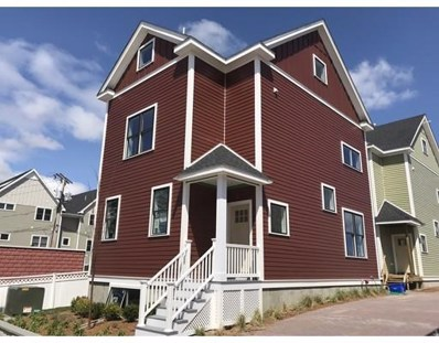 12 Warwick Street UNIT 1, Somerville, MA 02145 - MLS#: 72327955