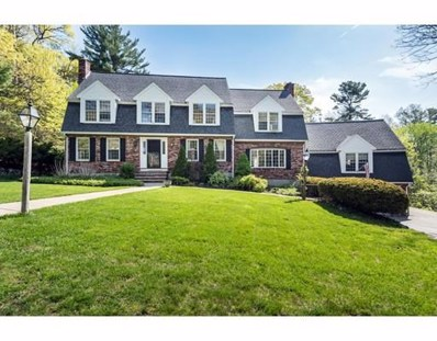 14 Blueberry Hill Road, Andover, MA 01810 - MLS#: 72328014