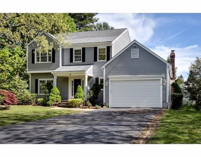 20 Hickory Rd, Wellesley, MA 02482 - MLS#: 72328059