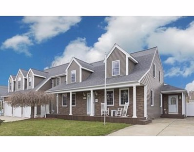 1023 Tobey St, New Bedford, MA 02745 - MLS#: 72328073