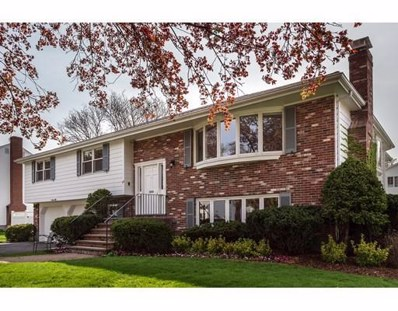 54 Albert Avenue, Belmont, MA 02478 - MLS#: 72328162