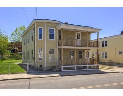 56 Kingston St, Lawrence, MA 01843 - MLS#: 72328236