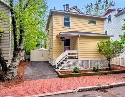 52 Fenno Street, Cambridge, MA 02138 - MLS#: 72328316