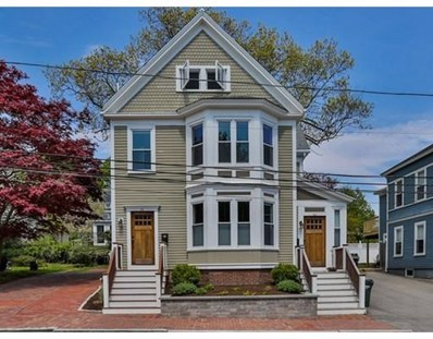 6 Arlington St UNIT B, Newburyport, MA 01950 - MLS#: 72328333