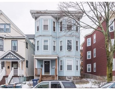 263 E Cottage St UNIT 3, Boston, MA 02125 - MLS#: 72328400