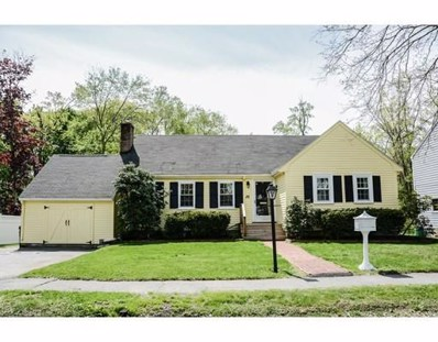 32 Harvard Street, Reading, MA 01867 - MLS#: 72328706