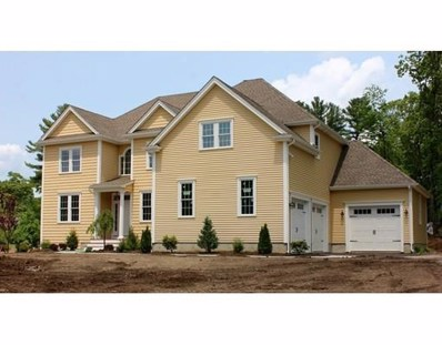 8 Katie Way, Holliston, MA 01746 - MLS#: 72328735