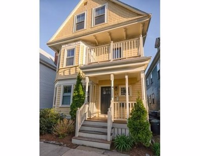 17 Rosemary St UNIT 1, Boston, MA 02130 - MLS#: 72328869