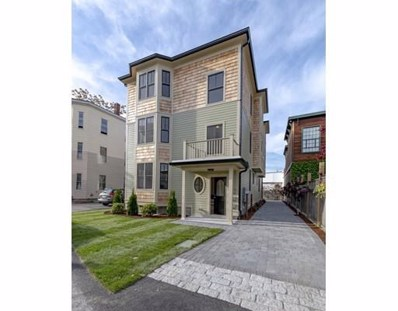 19 Kent Court UNIT 2, Somerville, MA 02143 - MLS#: 72328891