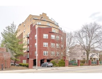 655 Concord Ave UNIT 502, Cambridge, MA 02138 - MLS#: 72328982