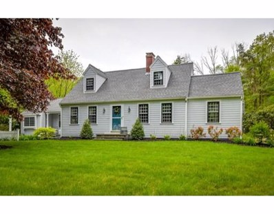 89 Rockland Street, Holliston, MA 01746 - MLS#: 72329005