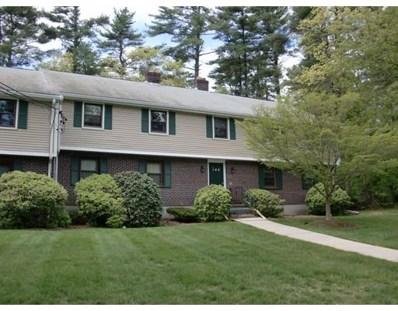 169 Norton Ave UNIT 6, Easton, MA 02375 - MLS#: 72329060