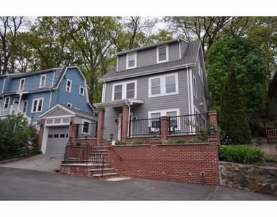 42 Alpine St, Arlington, MA 02474 - MLS#: 72329066