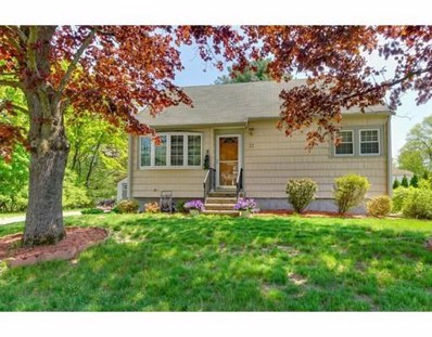 21 Alma Rd, Burlington, MA 01803 - MLS#: 72329084