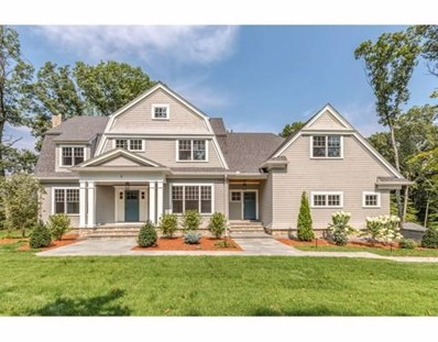 2 Winding Road, Lexington, MA 02421 - MLS#: 72329125