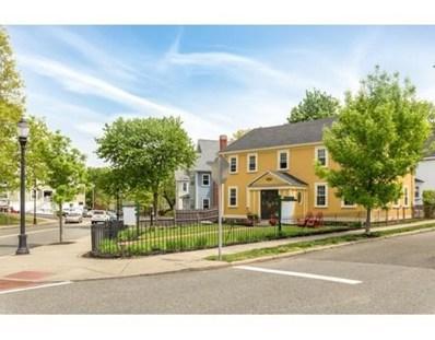 65 Harnden Street, Reading, MA 01867 - MLS#: 72329136