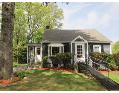 54 Anderson Ave, Worcester, MA 01604 - MLS#: 72329184