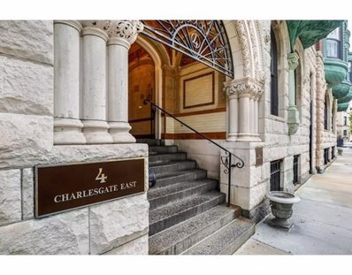 4 Charlesgate E UNIT 704, Boston, MA 02215 - MLS#: 72329379
