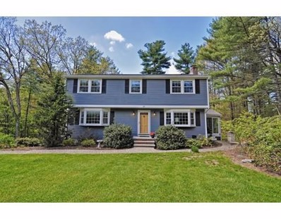 22 Knollwood Rd, Medfield, MA 02052 - MLS#: 72329694