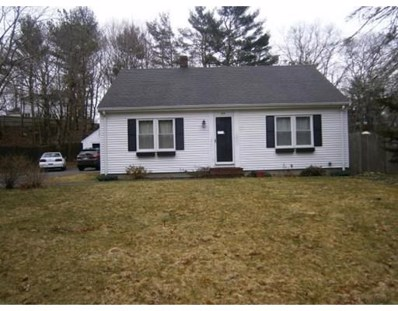 214 Carver Road, Plymouth, MA 02360 - MLS#: 72329712