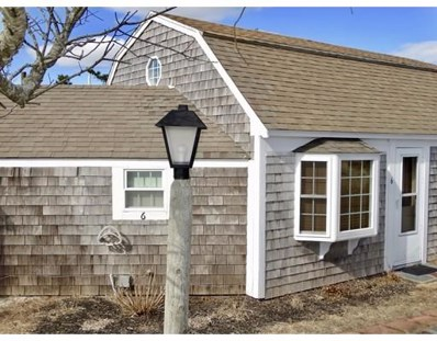 135 South Shore Dr UNIT 6, Yarmouth, MA 02664 - MLS#: 72329741