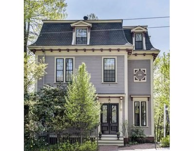 52 Concord Avenue, Cambridge, MA 02138 - MLS#: 72329763