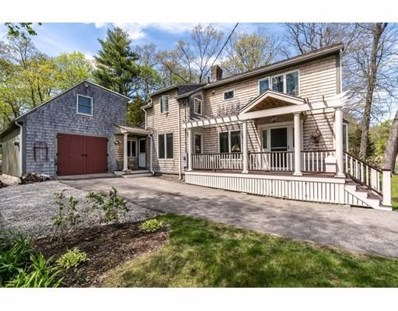 42 Stockbridge Street, Cohasset, MA 02025 - MLS#: 72329846