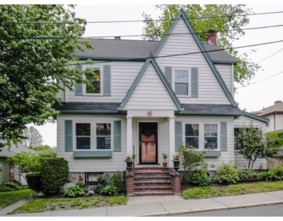 7 Barclay Rd, Boston, MA 02132 - MLS#: 72329954