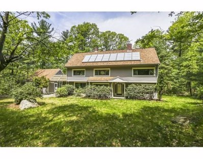 14 Oak Meadow Road, Lincoln, MA 01773 - MLS#: 72330154